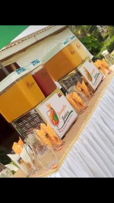 National juice production