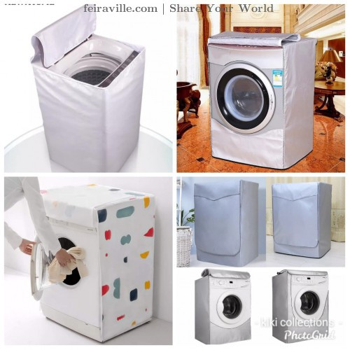 Protect your washing machine with this unique covers